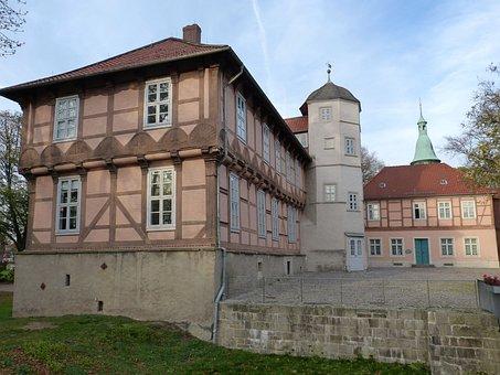 Fallersleben, Wolfsburg, Lower Saxony, Old Town