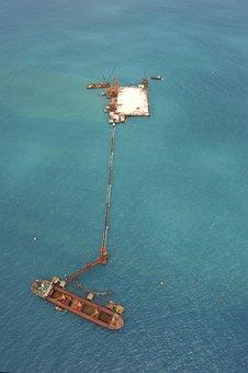 Port Work, Mar, Salt, Industry, My, Open Sea, Ship