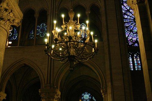 No Hot Le Dame, Cathedral, Paris, France, Architecture