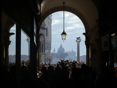 Venice, Church, Saint Mark's Square