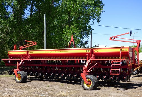 Farm Equipment, Seeder, Rural Tool