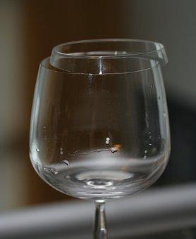 Broken, Glass, Wine, Dishwasher, The Fingerprint