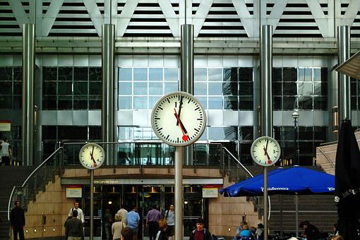 Clocks, Corporate, Timing, London, 5pm, Time Clock