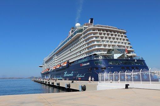 Cruise Ship, My Ship, Tui Fleet, Ship