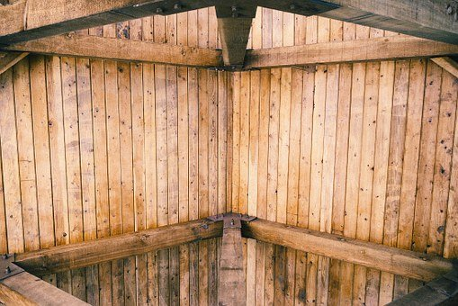 Ceiling, Wood, House, Attic, Wooden, Home, Interior
