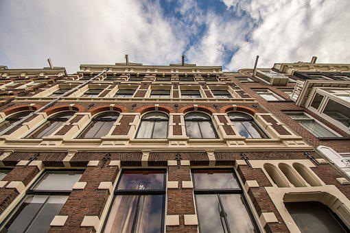 Architecture, Travel, Amsterdam, Netherlands, Tourism