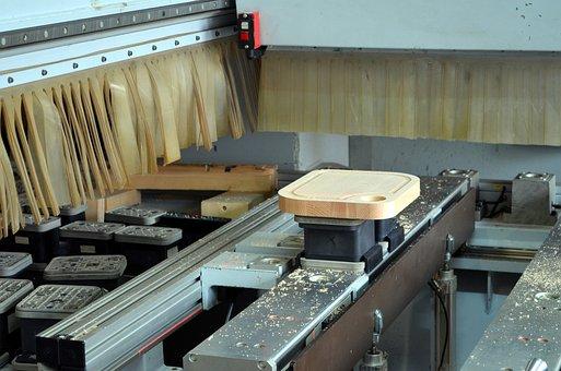 Joinery, Carpenter, Craft, Profession, Machine
