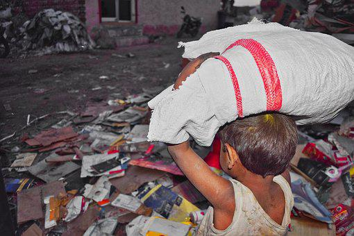 Poor, Child, Labor, Boy, Little, Poverty, Children, Kid