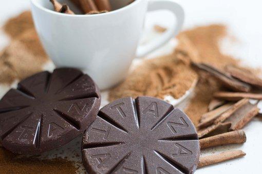 Cinnamon, Cup, Chocolate, Food, Cinnamon Sticks, Taza