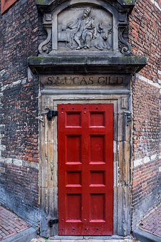 Architecture, Door, Doorway, Entrance, Facade, Old