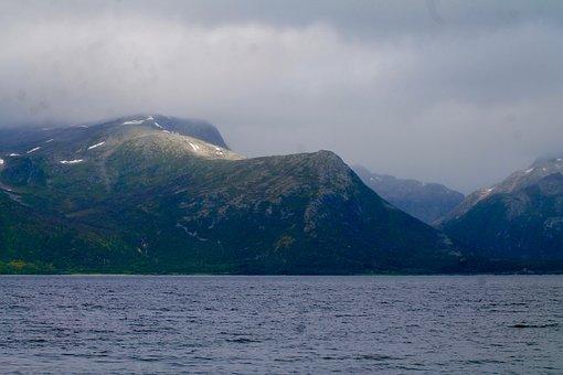 Mountain, Nature, Tourism, Fog, Sea