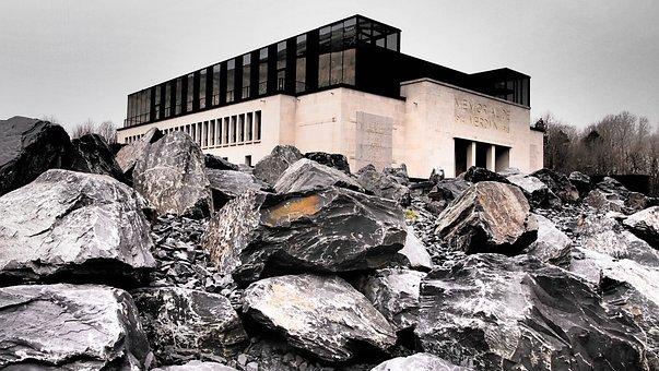 Stone, Museum, World War, Verdun1916, France