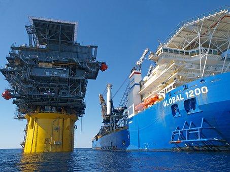 Industry, Water, Transportation System, Sea, Ship