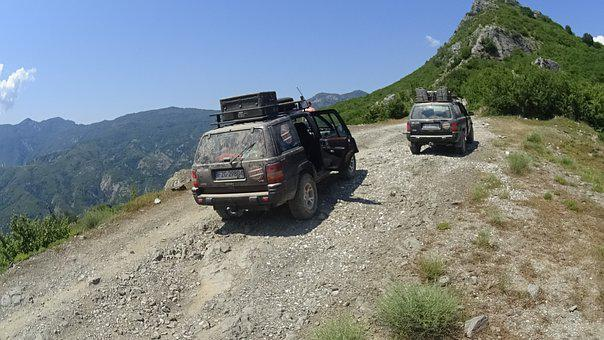 Adventure, Mountains, Jeep, Roadtrip, Amazing, Travel