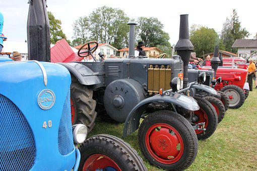 Vehicle, Wheel, Motor, Drive, Transport System, Tractor