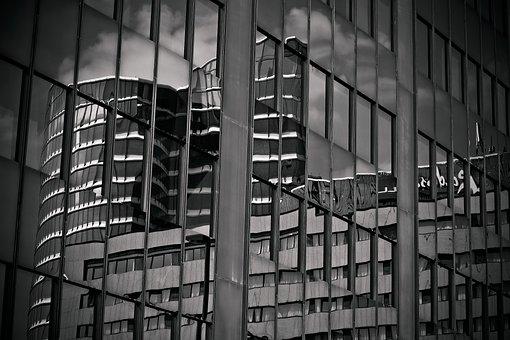Architecture, Skyscraper, City, Building, Office