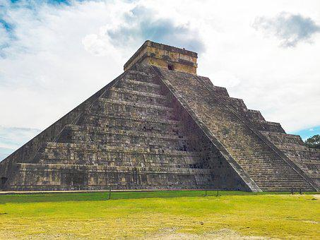 Pyramid, Old, Travel, Architecture, Tourism