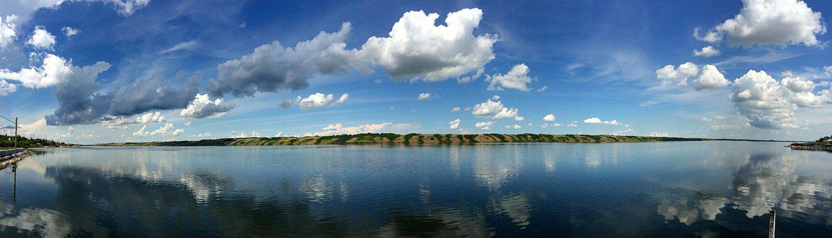 Manitou Beach, Saskatchewan, Canada, Water, Lake