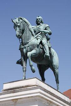 Sculpture, Statue, Monument, Cavalry, Art, Reiter
