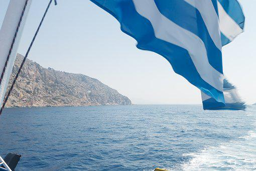 Body Of Water, Travel, Sea, Ocean, Sky, Greece