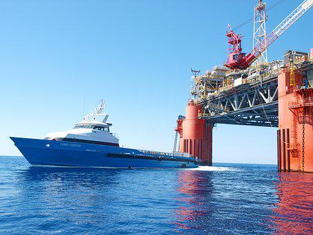 Water, Ship, Sea, Transportation System, Industry