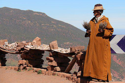 Desert, People, Mountain, Trip, Adult, Seller, Morocco