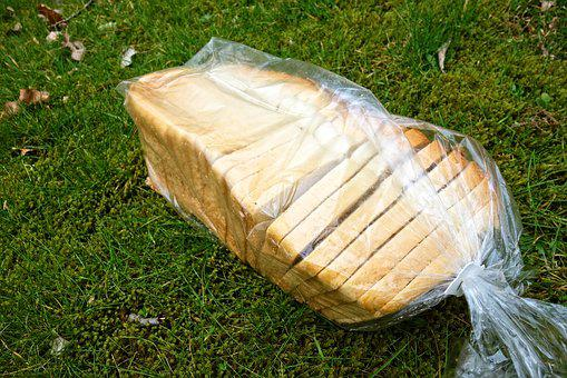 White Bread, Bread, Loaf, Sliced, Sliced White Bread