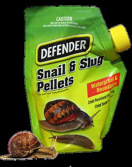 Gardening, Snail Pellets, Pest, Control, Poison