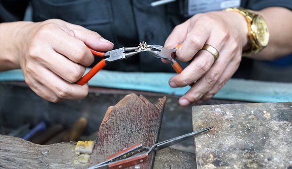 Hand, Industry, Workers, Handmade, Tool, Skill, Work