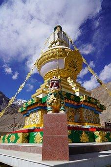 Temple, Religion, Travel, Spirituality, Buddha
