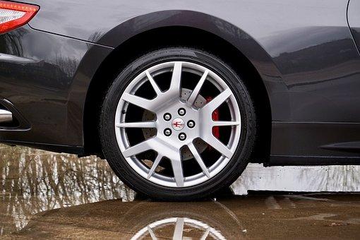 Car, Wheel, Tire, Transportation System
