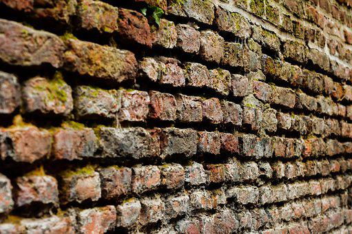 Model, Wallpaper, Rough, Brick, Wall, Pierre, Abstract