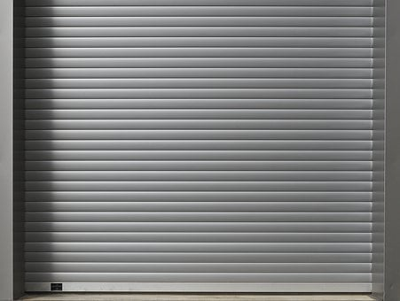 Roll Up Door, Garage Door, Aluminium Profile