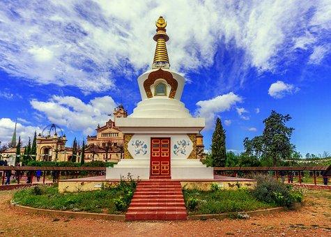 Buddhism, Buddha, Monastery, Architecture, Religion