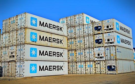 Architecture, Cargo Container, Container