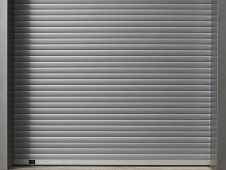 Roll Up Door, Garage Door, Aluminium Profile, Garage