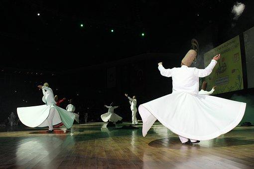 Concert, Semazen, Music, In Islamic Tradition, Mevlana