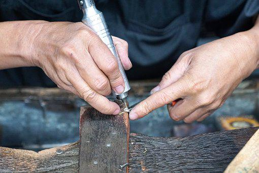 Hand, Skill, Workers, Dirty, Man, Human, A, Industry