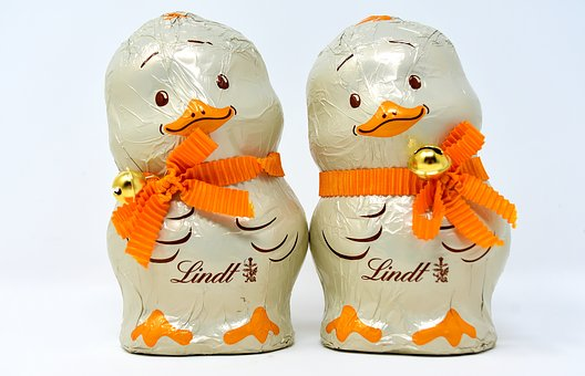 Chicks, Chocolate, Easter, Delicious, Lindt, Sweetness