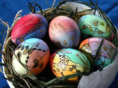 Easter, Egg, Ornament, Easter Eggs, Decoration