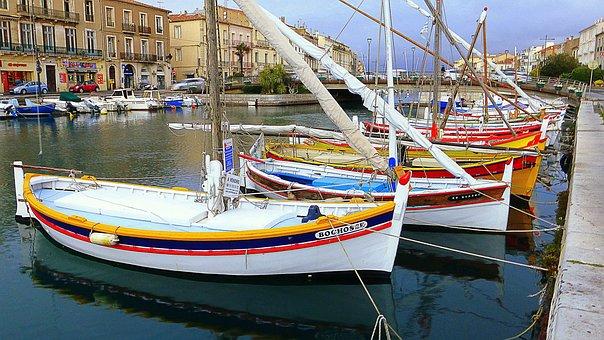 Body Of Water, Boat, Travel, Transport, Sea, Pier