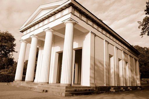 Architecture, Pillar, Building, Belvedere