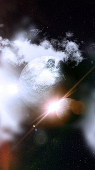 Planet, Jupiter, Space, Universe, Celestial Body