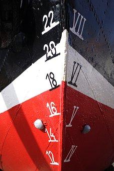 Husum, Port, Fishing Vessel, Hildegard