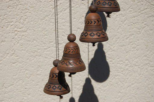 Rattle In The Wind, Bells, Rattles, Bell