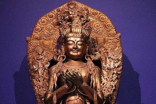 Buddha, Spirituality, Religion, Statue