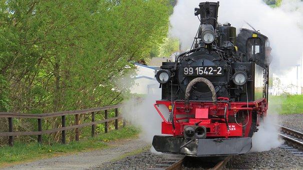 Transport System, Steam, Steam Locomotive