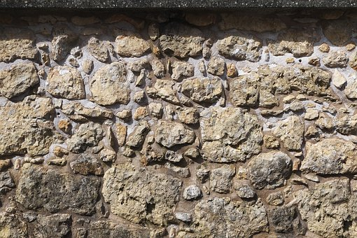 Wall, Quarry Stone, Stone Wall, Texture, Natural Stone