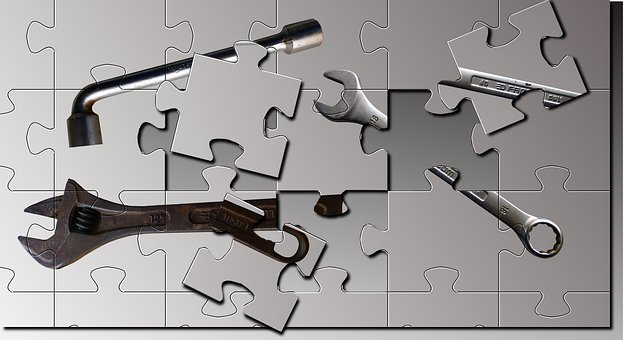 Puzzle, Tool, Texture, Teasers