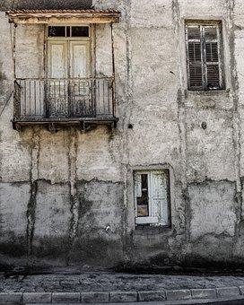Architecture, Traditional, Window, Door, House, Balcony